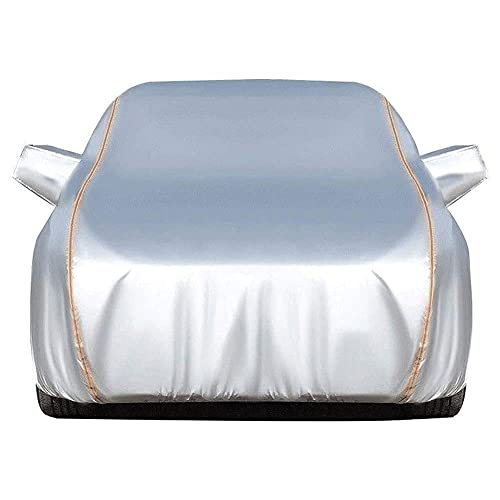 vollgarage abdeckung Hagelschutzplane Autoabdeckung Wasserdichte Atmungsaktive Autoabdeckung Kompatibel mit Opel Adam Agila Ampera Antara Astra Cascada Corsa Crossland Grandland Insignia Meriva Mokka