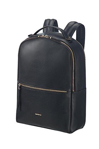 "SAMSONITE Backpack 14.1"" (Dark Navy) -Highline II Mochila Tipo Casual, 0 cm, Azul"