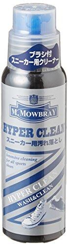 [M.モゥブレィ] ブラシ付きスニーカー用汚れ落とし/クリーナー ハイパークリーン メンズ ニュートラル 200ml