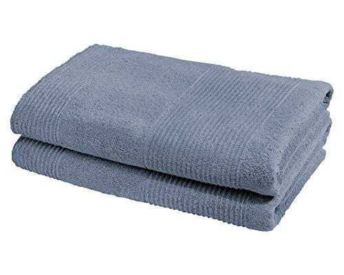 Fleuresse badstof handdoek