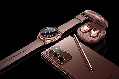 Samsung Galaxy Note 20 Ultra 5G (Mystic Bronze, 12GB RAM, 256GB Storage) with No Cost EMI/Additional Exchange Offers