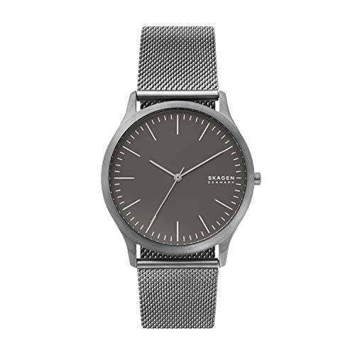 Skagen Men's Jorn Quartz Stainless Steel Watch For $29