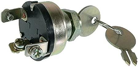 DB Electrical SSW2850 New Massey Ferguson Key Switch for To20 To30 To35 Mf35 Mf50 Mf65 180681M93 9900-9050