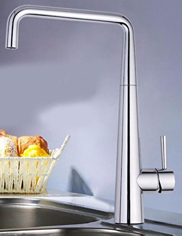 Gyps Faucet Waschtisch-Einhebelmischer Waschtischarmatur BadarmaturDie warme und kalte Küche Wasserhahn Schüssel schwenken Waschbecken Wasserhahn Bleifrei,Mischbatterie Waschbecken