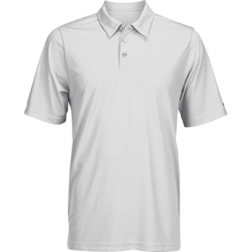 Oakley Basic Polo Homme Blanc FR : L (Taille Fabricant : L)
