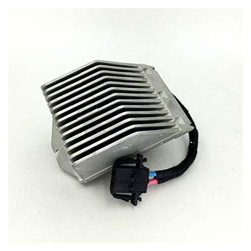 linger 6q1907521b 6q1 907 521 A/B Ajuste para Audi A2 / Seat Ibiza 4 5 ST Cordoba/Skoda Fabia/Volkswagen Polo A/C Calentador Soplador Motor Resistor