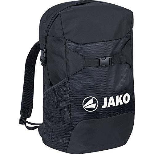 JAKO City Rucksack, schwarz, 0 (one Size)