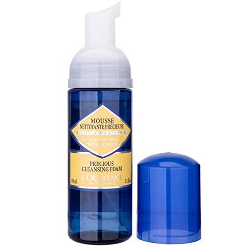 L'Occitane IMMORTELLE 150 g - Removedores de maquillaje (150 g, Piel mojada, AQUA/WATER, GLYCERIN, DISODIUM COCOYL GLUTAMATE, DISODIUM LAURETH SULFOSUCCINATE, DECYL.)