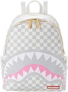 Mochila Shark mediana blanca