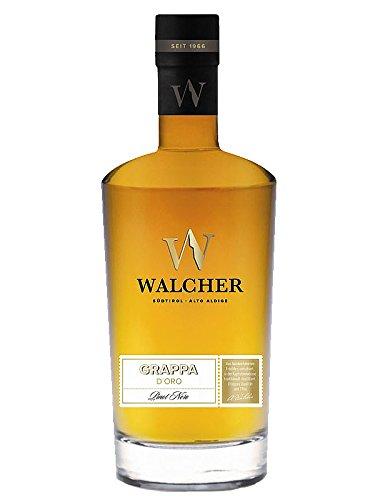 Walcher Grappa d'Oro 0,7 Liter