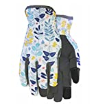 Midwest Quality Gloves 271189 Ladies Garden Glove - Large - Pack of 12