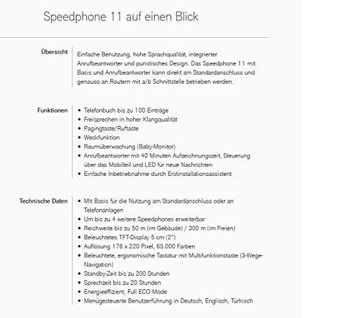 Telekom Speedphone 11 - 2