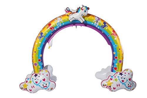 Brand SUDOX Regenbogen Sprinkler Set Wasserdusche Garten Kinderspielzeug Wasserspielzeug