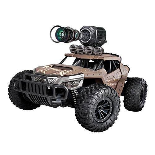 High-Speed ​​Afstandsbediening Children's speelgoed auto, Off-Road HD Camera Rc Klimmen Car, Ultra-Clear WiFi Camera-720P,1