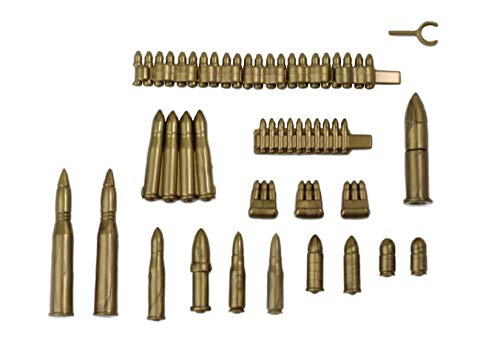 Armas de armas de albañilería, 29 piezas personalizadas para minifgures LEGO