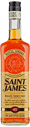 puissant Rhum Agricole St.James Royal Amber 70cl