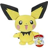 Pokémon Official & Premium Quality 8' Plush - Pichu