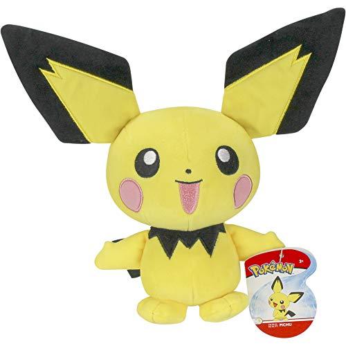 "Pokémon Official & Premium Quality 8"" Plush - Pichu"