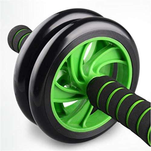 Xiaoou AB Rollers Abdominal Exercise AB Wheel Roller Home Muscle Training Body Building Fitness Gym Sport Exercise Equipment,Multi