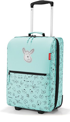 trolley XS kids 29 x 43 x 18 cm 19 Liter cats and dogs mint