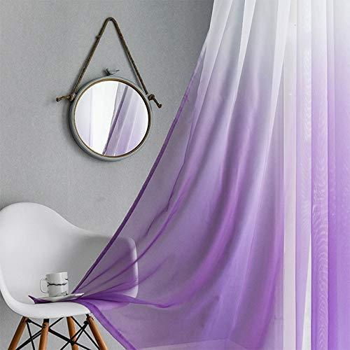 cortinas dormitorio transparente