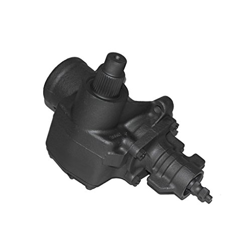 Detroit Axle - Power Steering Gear Box Assembly - For Models w/ 32 Spline Output Shaft