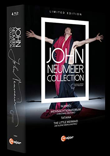 John Neumeier Collection [4x Blu-ray]