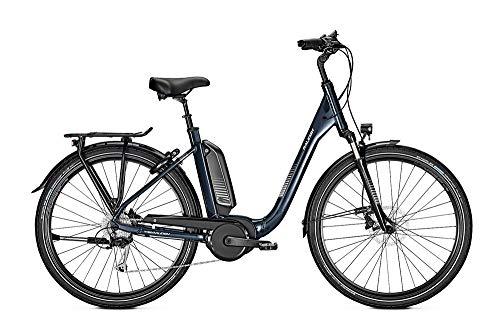 RALEIGH Kingston 9 XXL Freilauf 13,4Ah Einrohr E-Bike Cityrad Elektrofahrrad deepskyblue Glossy 2020 RH 45 cm / 28 Zoll