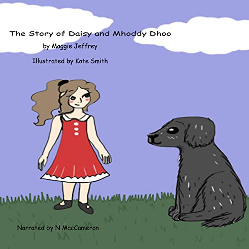 『The Story of Daisy and Mhoddy Dhoo』のカバーアート
