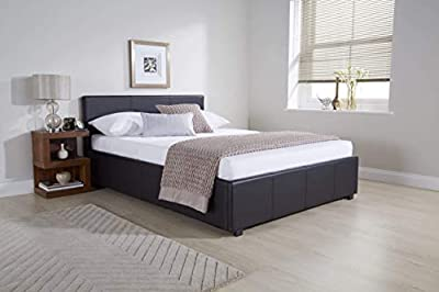 The Side Lift Ottoman Storage Bed