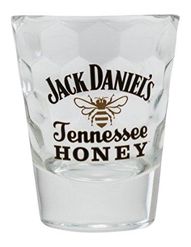 M. CORNELL IMPORTERS 5259 Jack Daniel's Honey Comb - Vaso de chupito
