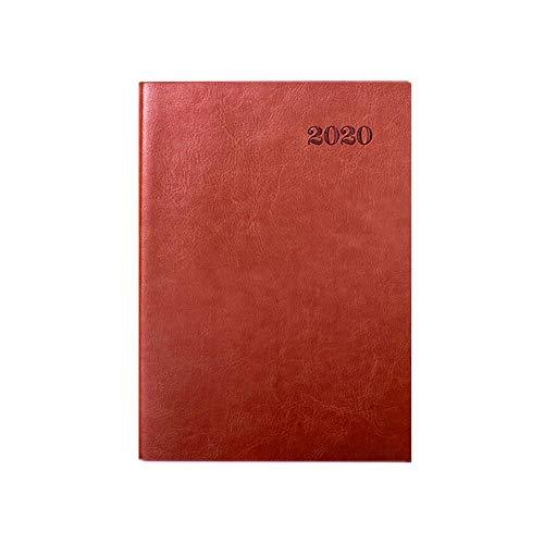 Billty 1PC Effizienzhandbuch Memo Notebook Almanac Schedule Book