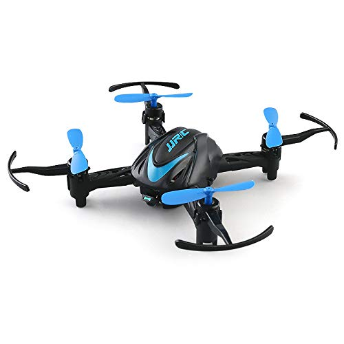 JJRC Lugia Global H48 Mini RC Drone Foldable 4CH 6 Axis Gyro Nano Helicopter RTF for Kids Drone (Blue)