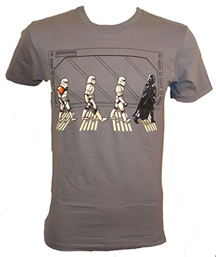 Star Wars estrella de la muerte carretera Stormtrooper cruce camiseta
