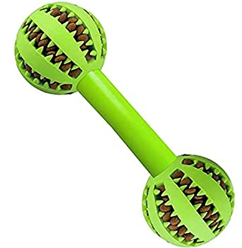 XYDZ Brosse a Dent Chien, Jouet à Mâcher, Soins dentaires pour Chien, Brosse à Dents pour Chien Caoutchouc Naturel éLimine en Toute Sécurité La Mauvaise Haleine (Vert)