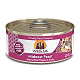 Weruva Classic Cat Food, Mideast Feast With Grilled...