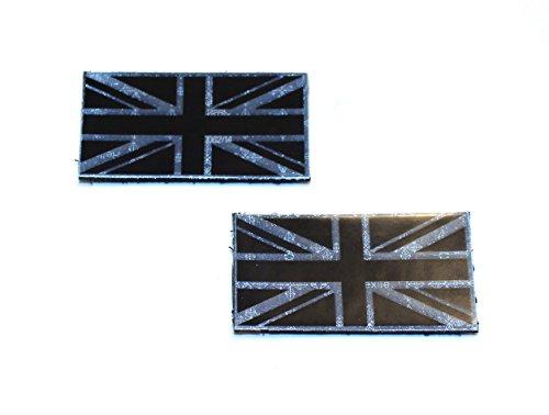 SOLAS Union Jack x2