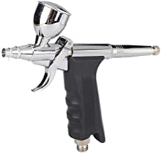 Pen Airbrush, Dual Action Airbrush Compressor Kit Craft Cake Paint Art Sprayer Set Tools for Art Decoration Low Noise