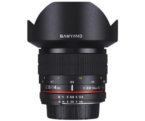 サムヤン SAMYANG 14MM F/2.8 ED AS IF UMC Nikon ニコン AE 用 【並行輸入品】