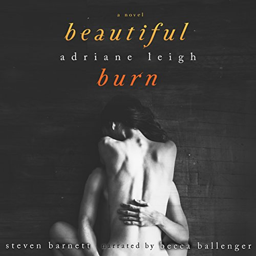 Beautiful Burn audiobook cover art