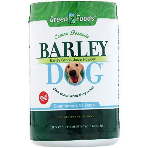 Barley Dog 11 oz (312 g) - Green Foods Corporation