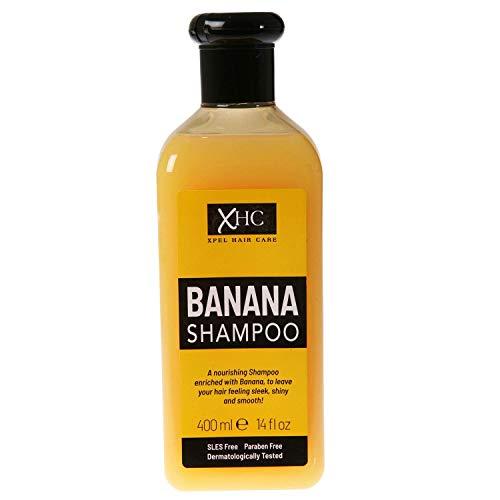 Xhc Nourrissant Banane Shampooing ( Xpel Cheveux Soin ) 400ml 1 bouteille