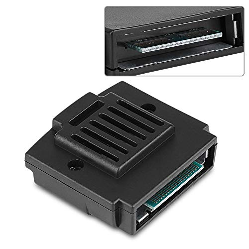 Asixx Jumper Pack per Nintendo, Jumper Pack per N64, Memory Jumper Pak Pack per Nintendo 64 N64 Game Console, Plug And Play