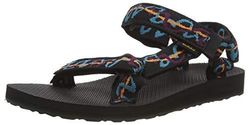 Teva Damen Original Universal Sandale, Schwarz, 38 EU