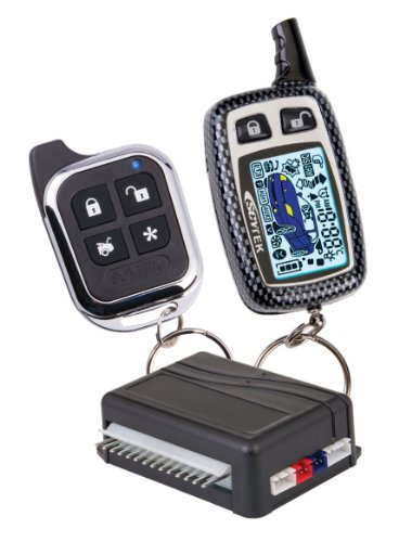Scytek Astra 777 2-Way Paging Car Alarm Vehicle Security...
