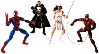 Toy Biz Marvel Legends - Urban Legends Gift Box Set With Poster Book