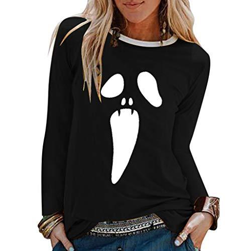 Feytuo Damen Blusenkleid,Oberteile Glitzer Shirt Damen Weißes Gestreiftes Moderne T Shirts Weiße Schwarz Print Oberteile Weite Streifenshirt Günstig Kaufen