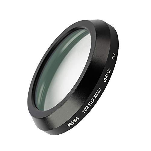 NiSi 49mm UHD UV Filter for FUJIFILM X100V / X100F / X100T / X100S / X100 - Black