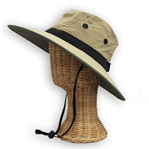 90fadaaa418 Men s Wind Haven Sun Hat - Big Head Hat XXLg Hat