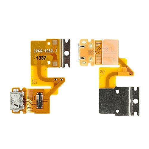Modulo Flex caricabatteria per Sony Xperia Z Tablet 10.1, con portaUSB SGP311SGP312SGP321